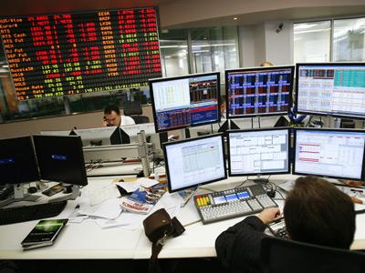 Market Buzz: Eurozone GDP woes bring everyone down