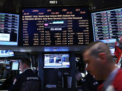 Market Buzz: US factory data overshadows optimism