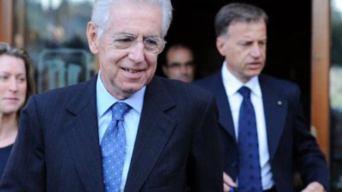 Markets mount over Monti, but not for long