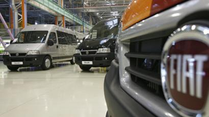 Parts production the new key to Russia's automaking boom