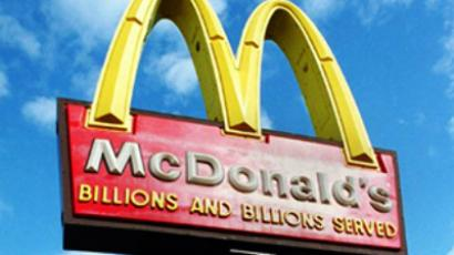 Filipino Catholics take McDonald's ad off TV menu