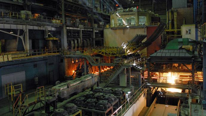 Mechel posts 1Q 2011 net profit of $309 million