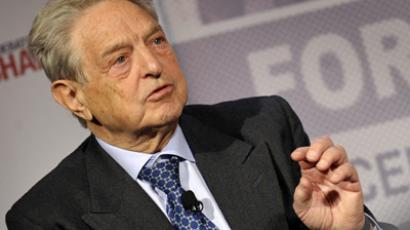 Billionaire George Soros bets on gold as price falls