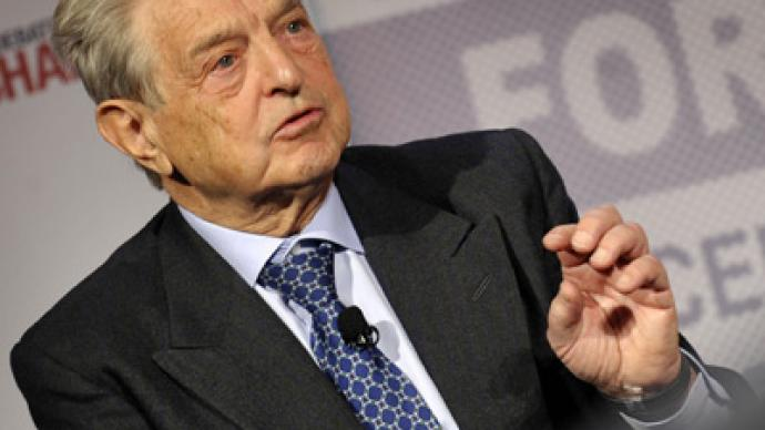 Soros: Merkel is leading Europe in the wrong direction