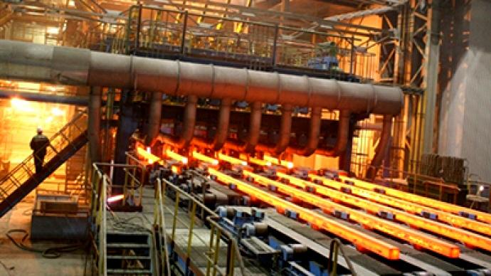 Metalloinvest posts 1H 2010 net profit of 15.6 billion roubles