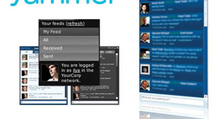 Yammy Yammer: Microsoft buys social network developer