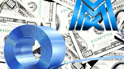 MMK posts FY 2008 Net Profit of $1.08 billion