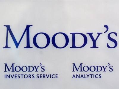 Moody's world biggest bank downdrade adds to eurozone worries