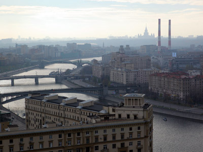 Moscow to move jobs to the 'burbs to ease gridlock