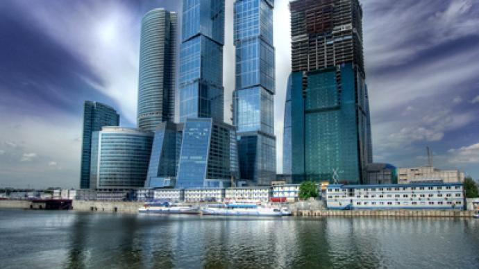 Challenge to turn Moscow into financial center