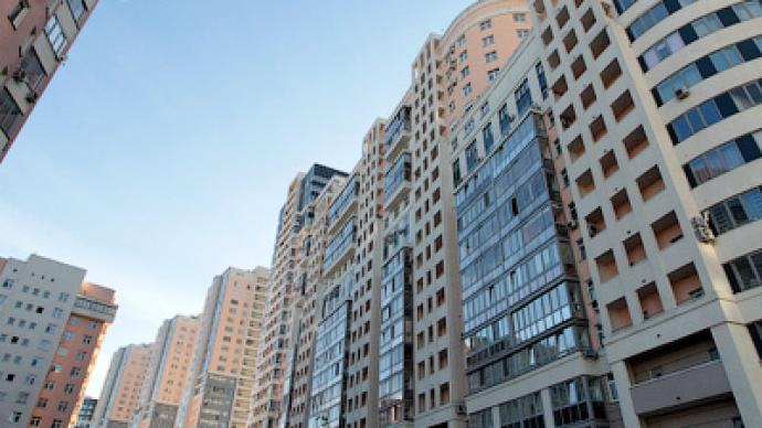Moscow's real estate is European champion