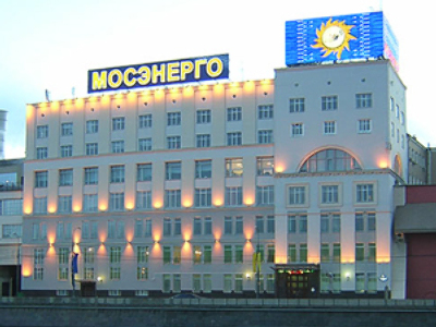 Mosenergo posts 1Q 2009 Net profit of 5.27 billion Roubles