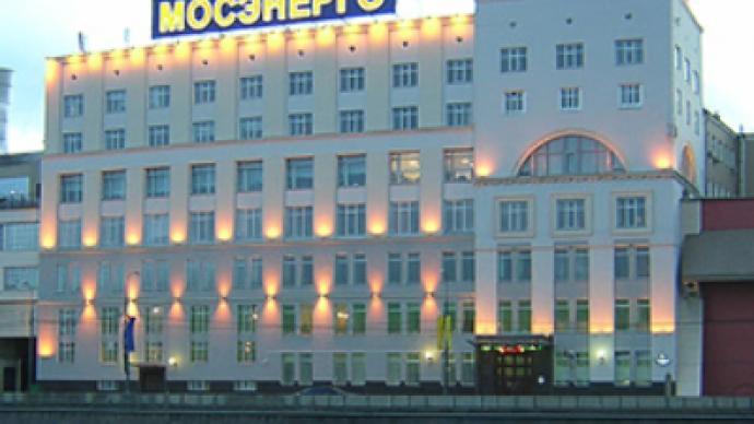 Mosenergo posts 1Q 2009 Net profit of 5.27 billion Roubles