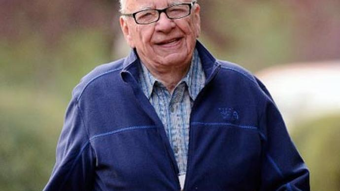 Paying the price: Murdoch's bonus cut after phone-hacking scandal