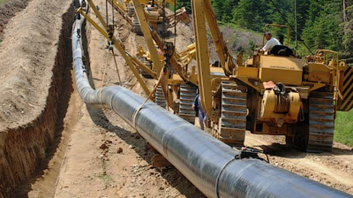 Russian pipeline projects to gain from Nabucco woes