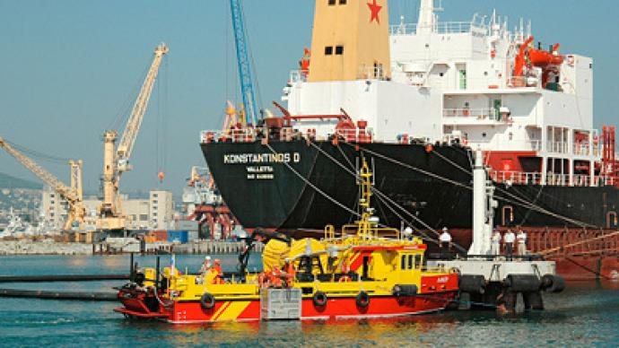 Novorossiysk Commercial Sea Port posts 1Q 2011 net profit of $143.6 million