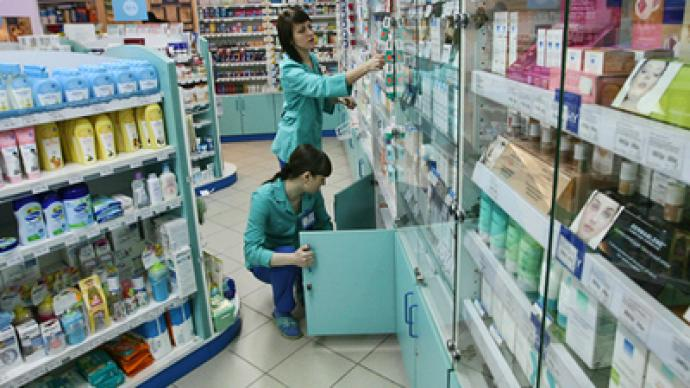 Pharmacy 36.6 posts FY 2010 net loss of 432.6 million roubles