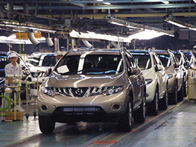 Nissan to build Murano in Russia in 2011