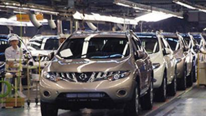 Nissan doubles up on Russian shifts