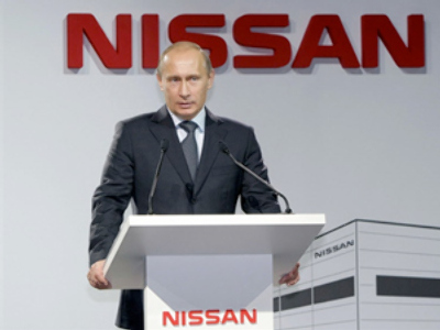 Global carmakers in Russia prepare for the longer haul