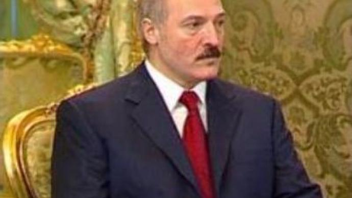 No gas price reduction for Belarus