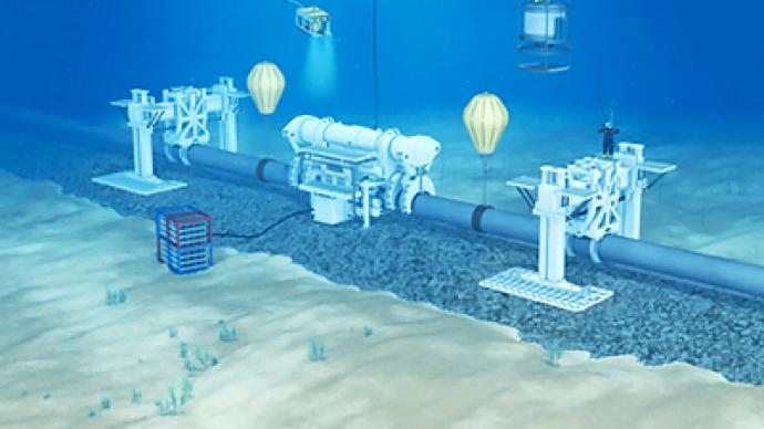 Nord Stream and its implication for European gas