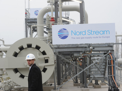 Nord Stream Launched: Russian Gas flows to Europe
