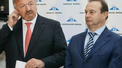 Norilsk Nickel starts on share buyback as Rusal rejects buyout