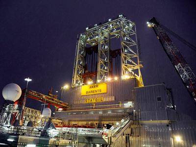 Norwegian government stops oil industry limbo
