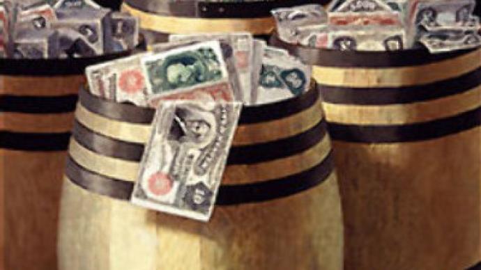Oil windfalls lull Russian officials
