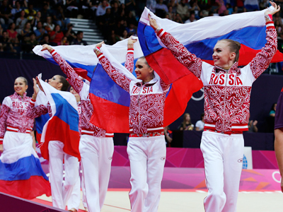 Worth more than gold: Russians lead in total Olympic prize money