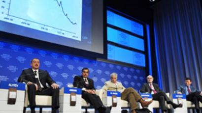 Davos looks for answer on global economy