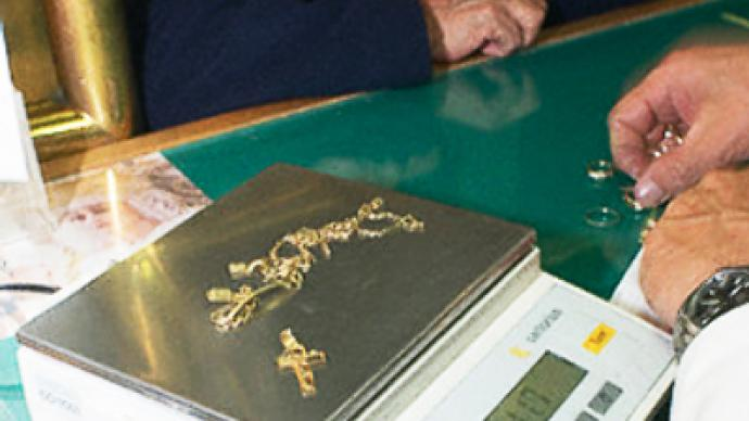 Pawnshops cash in as bank lending slows in 2009
