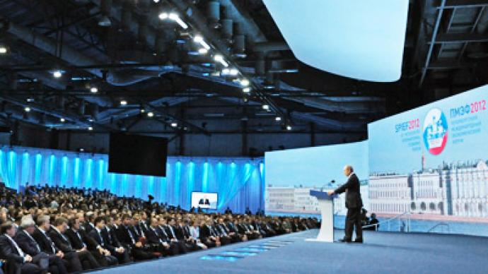 Over 80 deals worth $11bln signed at St. Petersburg Economic Forum