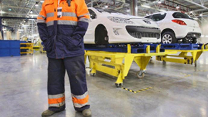 Peugeot-Citroen-Mitsubishi opens Kaluga plant