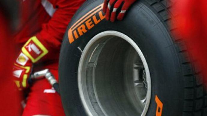 Pirelli - Formula Russia