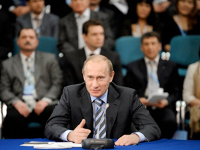 PM Putin opens purse for more banking and small business support