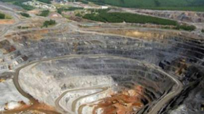 Alrosa posts FY 2009 net profit of 3.46 billion roubles