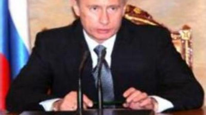 Putin calls for 50% increase in power generating capacity