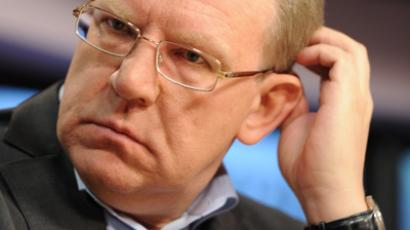 Ousted Finance Minister Kudrin launches think tank