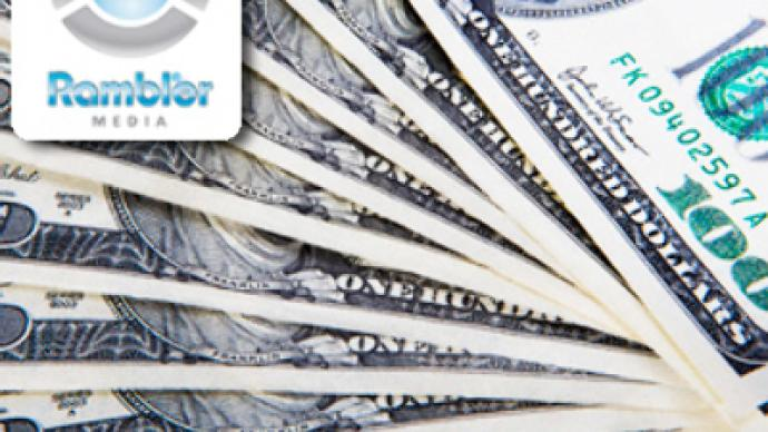 Rambler Media posts FY 2008 Net profit of $3.28 million