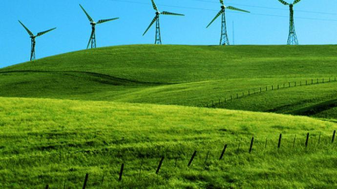 Renewable energy on the horizon