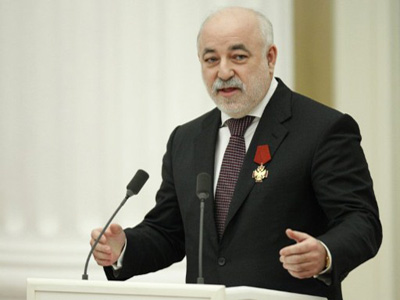 Vekselberg: Russian businessmen soon to become space tourists