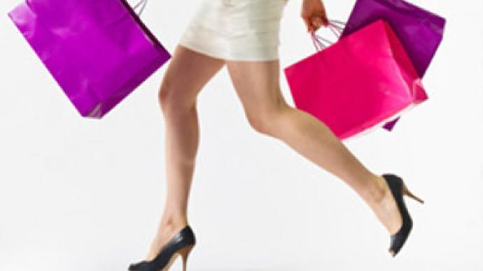 Retail figures show consumers getting back into gear