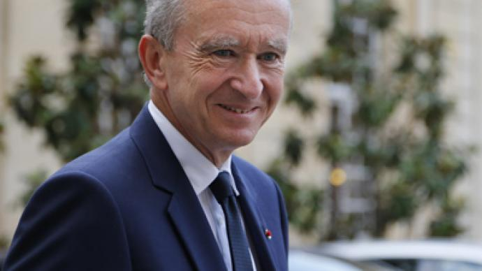 Flying le coop: France's richest man seeks Belgian citizenship
