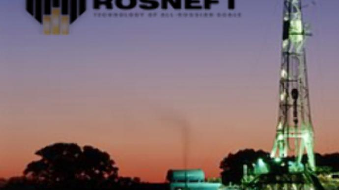 Rosneft posts 3Q 2008 Net Income of $3.46 Billion
