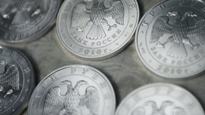 Rouble signals mixed as strengthening concerns mount