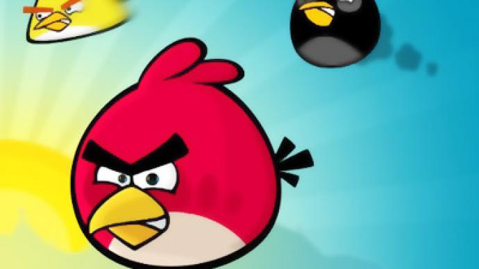 Angry Birds maker Rovio speads its wings over the Russian market