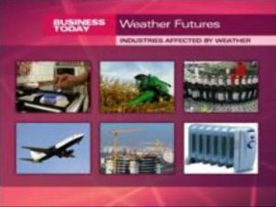RTS prepares to trade weather derivatives