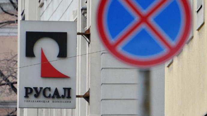 Rusal may start 'company sanitation' as falling aluminium weighs